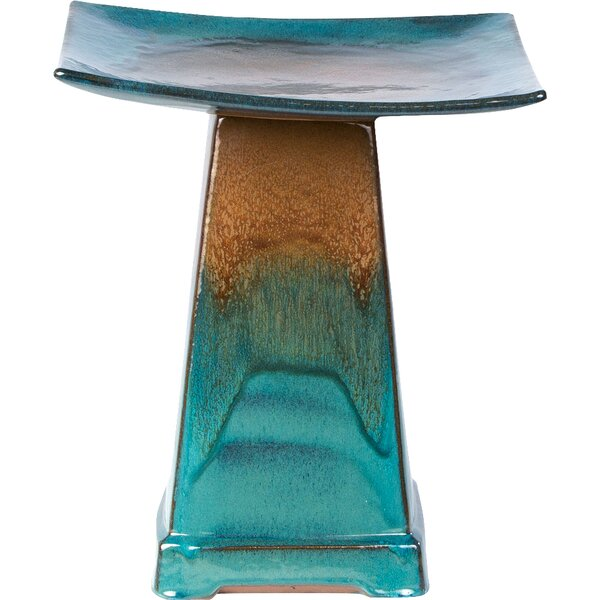 Zen Large Birdbath by Alfresco Home