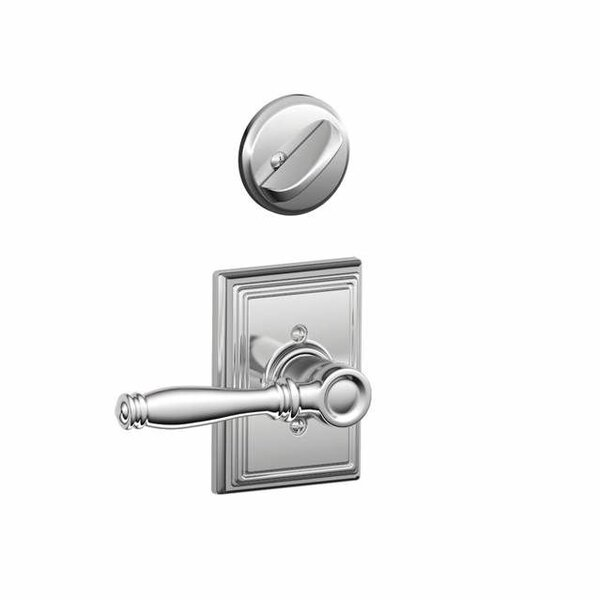 F Series Birmingham Interior Pack with Addison Rosette by Schlage
