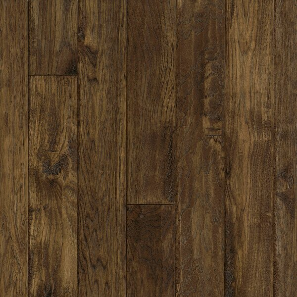 American 3-1/4 Solid Hickory Hardwood Flooring in River House by Armstrong Flooring