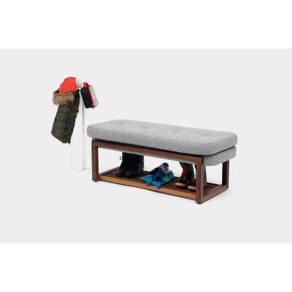 Melinda Upholstered Storage Bench by ARTLESS