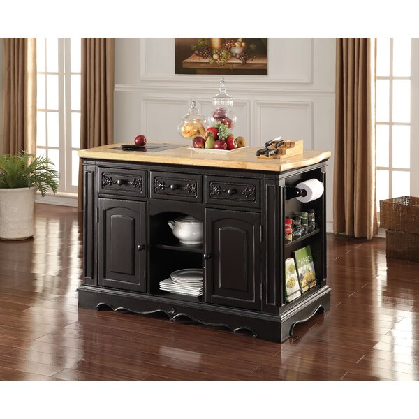 Dynamite Kitchen Island by Canora Grey