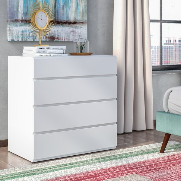 Bowlin 4 Drawer Chest by Isabelle & Max