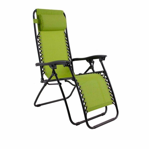 Zero Gravity Patio Chair by PHI VILLA