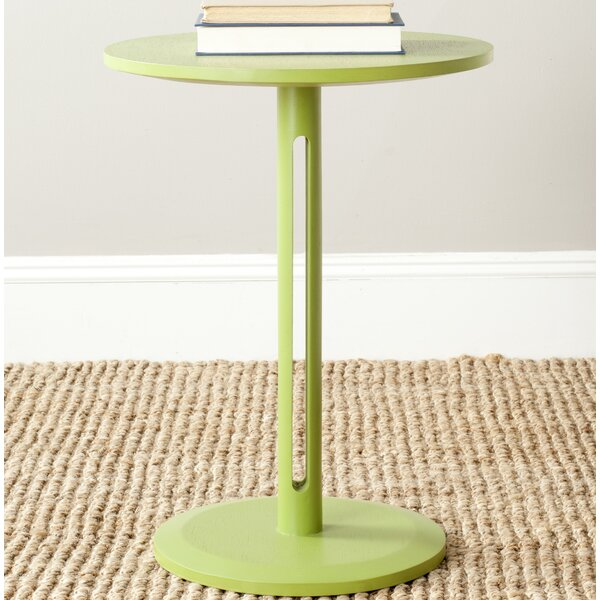 Bartel End Table by Safavieh