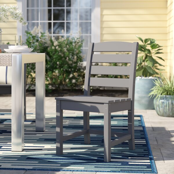 Polywood® Patio Dining Chair by Sol 72 Outdoor