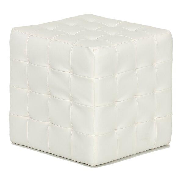 Jojo Cube Ottoman by Cortesi Home