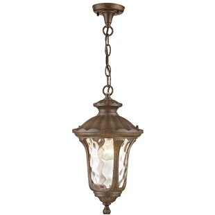 Best Price Gurnee 3-Light Outdoor Hanging Lantern By Three Posts