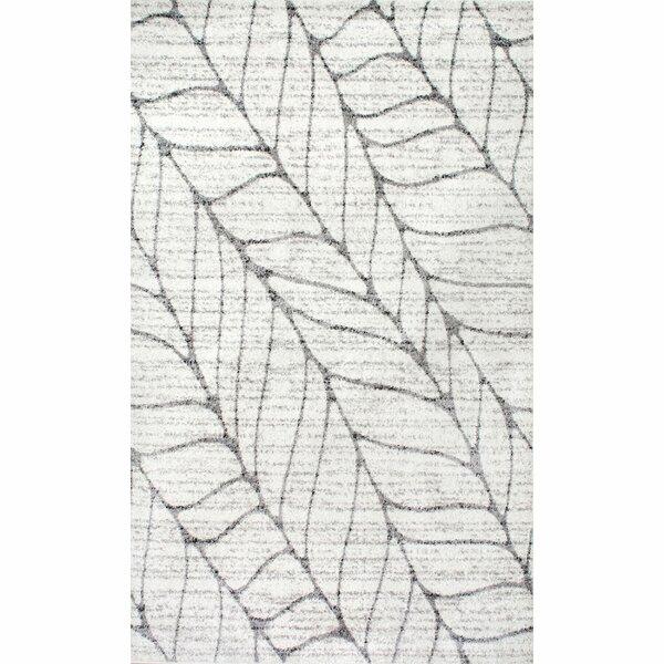 @ Sackett Light Gray Area Rug by Wrought Studio| #$60.00!