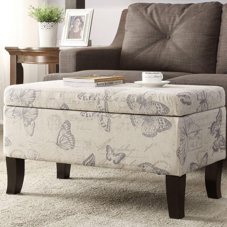 "FOX FOOT REST footrest leg standing plush standl 30/"" x 17/"" couch ottoman chair"