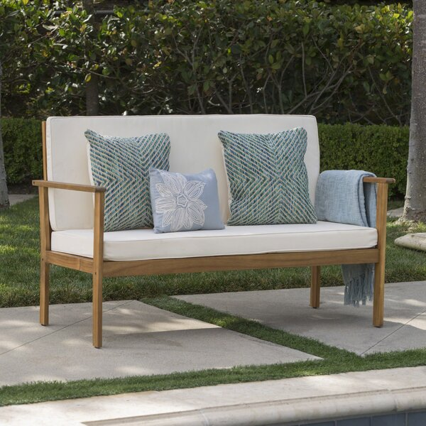 Doyon Upholstered Bench by Ivy Bronx