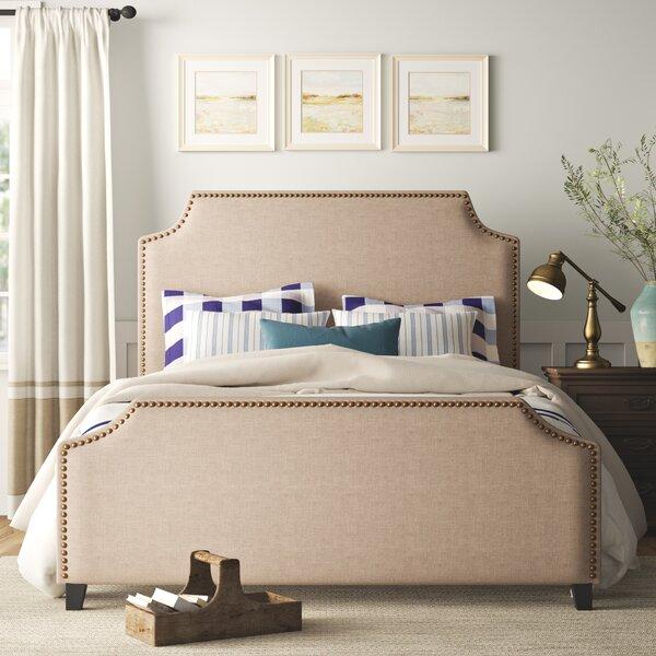 Best  Parker Upholstered Standard Bed By Birch Lane™ Heritage Comparison