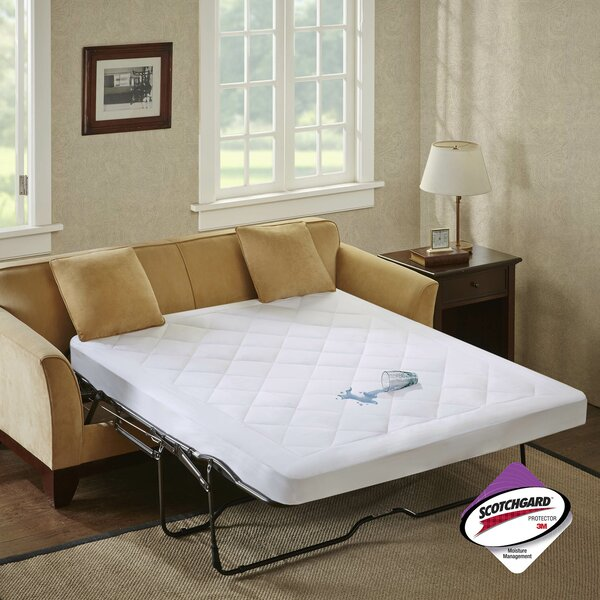 Polyester Mattress Pad by Alwyn Home