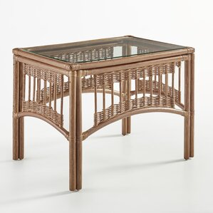 Plantation End Table by South Sea Rattan