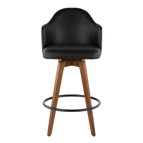 Fred 26 Swivel Bar Stool by George Oliver