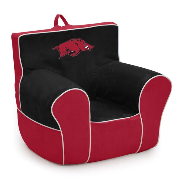 All American Collegiate Tag Along Kids Foam Chair by Kidz World