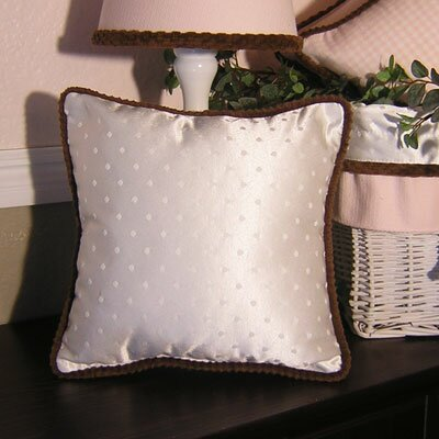 Throw Pillow by Brandee Danielle