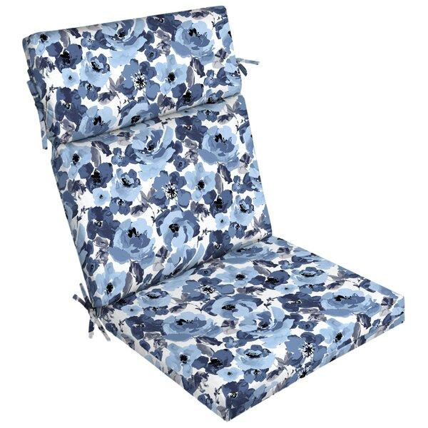 Garden Delight Outdoor Dining Chair Cushion