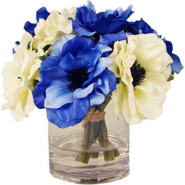 Anemone Floral Water Vassel by Creative Displays, Inc.