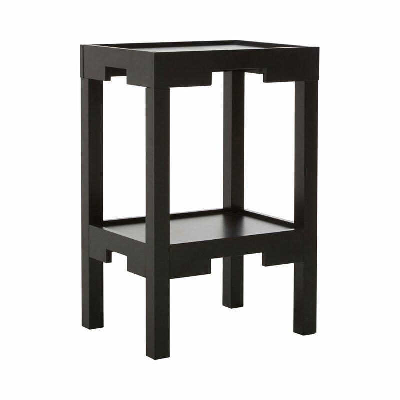 mercer41 beistelltisch wantage mit stauraum bewertungen. Black Bedroom Furniture Sets. Home Design Ideas