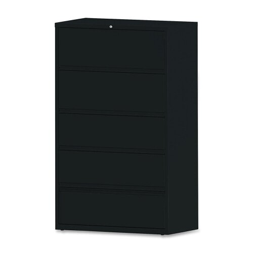 5-Drawer Receding  Files by Lorell