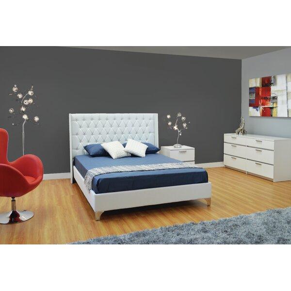 Mckeon Queen Upholstered Platform Bed by Orren Ellis