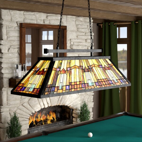 Bush Pool Table Light by Loon Peak