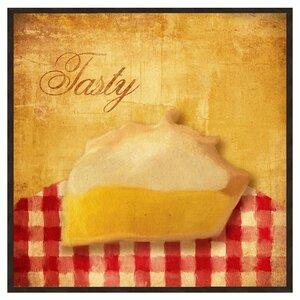 Tasty Pie Framed Vintage Advertisement by PTM Images
