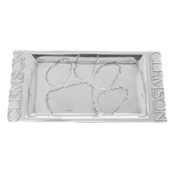 NCAA Serving Tray by Arthur Court Designs