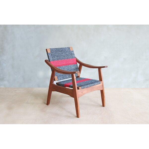 Izapa Armchair by Masaya & Co