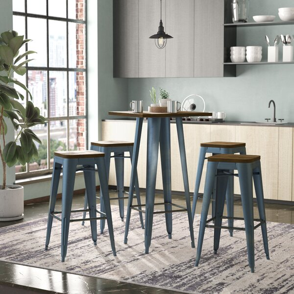Racheal Loft 5 Piece Dining Set By Trent Austin Design Today Sale Only