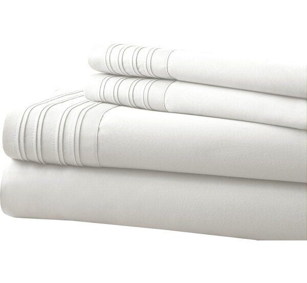 Holmes 1000 Thread Count Sheet Set by The Twillery Co.