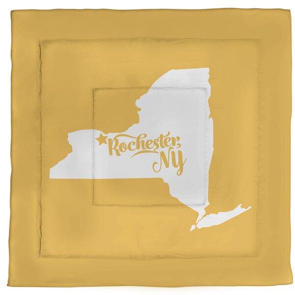 New York Rochester Single Reversible Comforter
