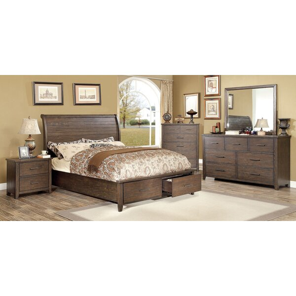 Nina Panel Configurable Bedroom Set by Foundry Select