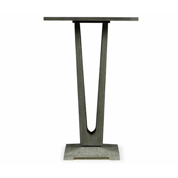 Hampton Wooden Bar Table by Jonathan Charles Fine Furniture