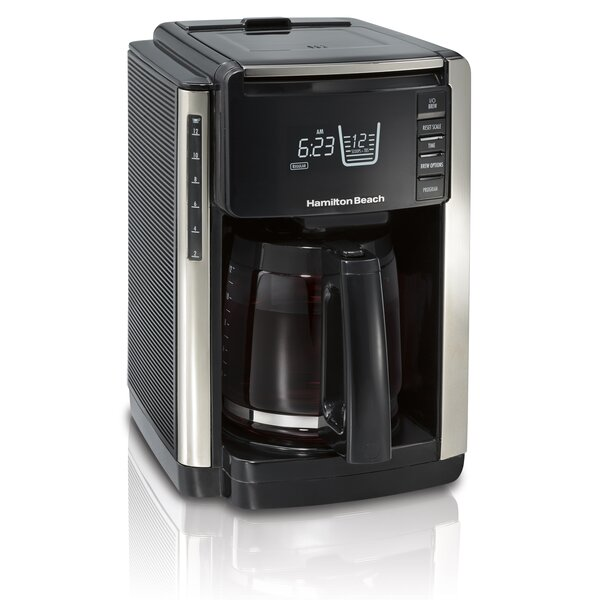 12-Cup TruCount Coffee Maker by Hamilton Beach