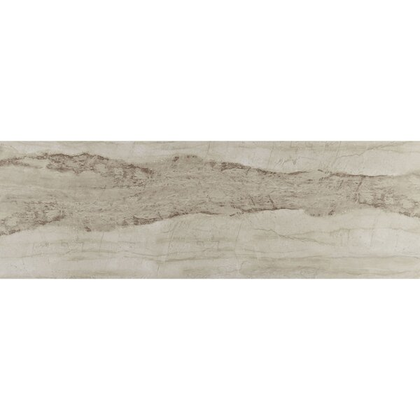 Mansfield 12 x 36 Porcelain Wood Look Tile in Silver Springs by Itona Tile