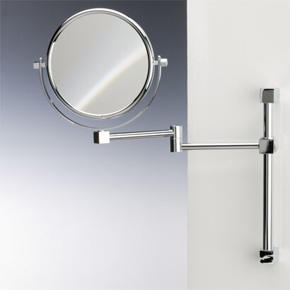 Wall Mounted Square Magnifying Mirror by Windisch by Nameeks