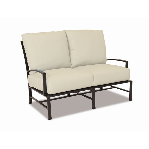 La Jolla Loveseat with Cushion by Sunset West