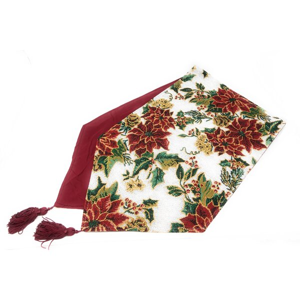 Deck the Halls Table Runner by Tache Home Fashion