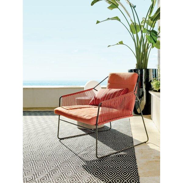 Sandur Patio Chair with Cushions by OASIQ OASIQ