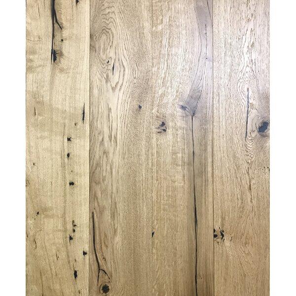 7.5 Engineered Oak Hardwood Flooring in English Breakfast by Floressence Surfaces
