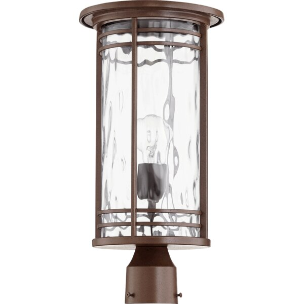 Amethyst 1-Light Lantern Head by Millwood Pines