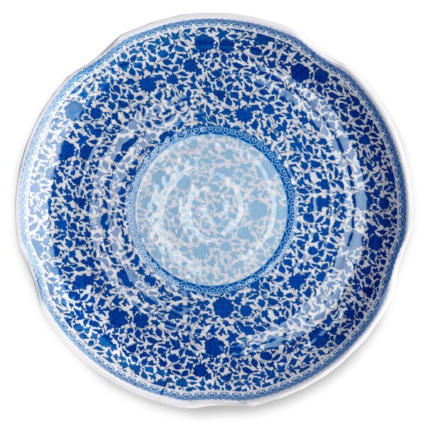 Bookout Melamine Serving Platter by Three Posts