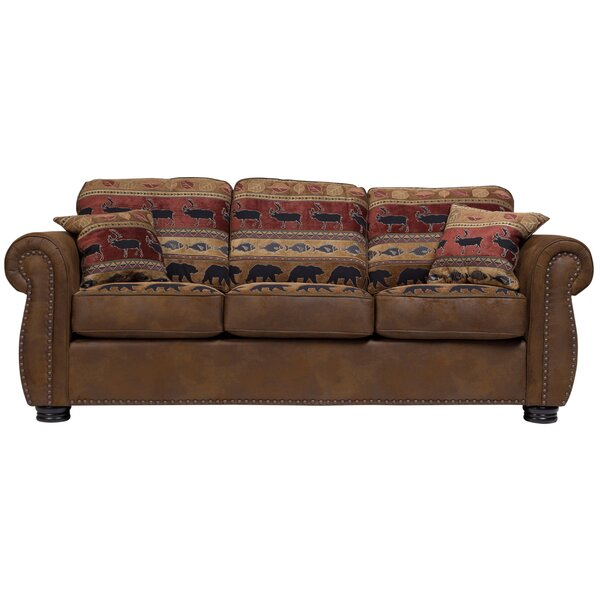 Lecuyer Sleeper Sofa by Millwood Pines