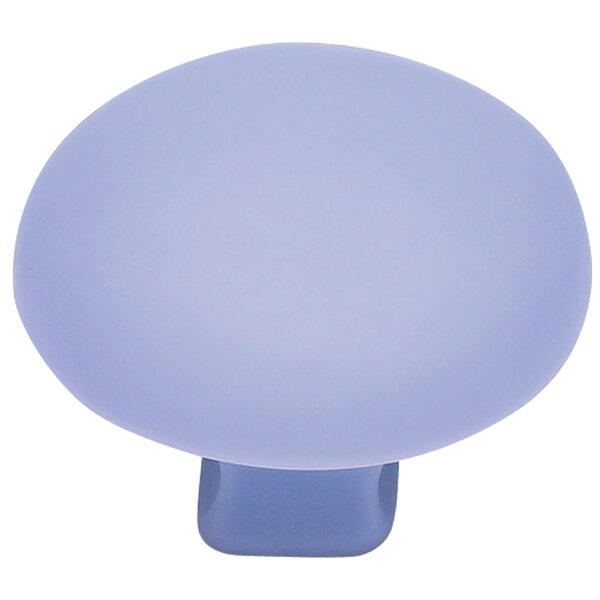 Solid Mushroom Knob by Atlas Homewares