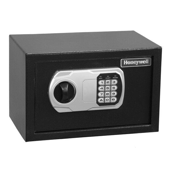 0.35 Cubic Feet Digital Lock Steel Security Safe by Honeywell