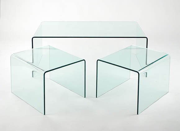 Review Madrid 3 Piece Nesting Tables