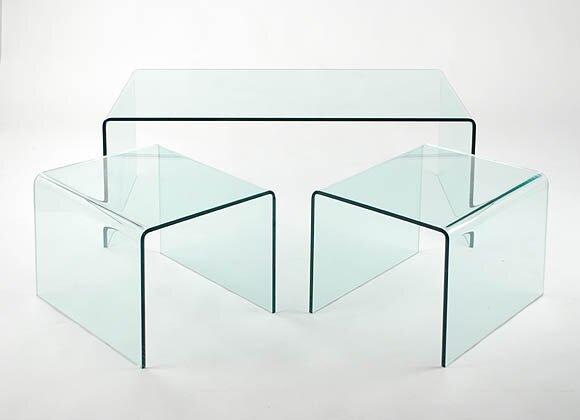Best Price Madrid 3 Piece Nesting Tables