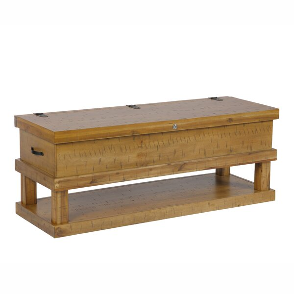 Vogler Coffee Table With Storage By Millwood Pines