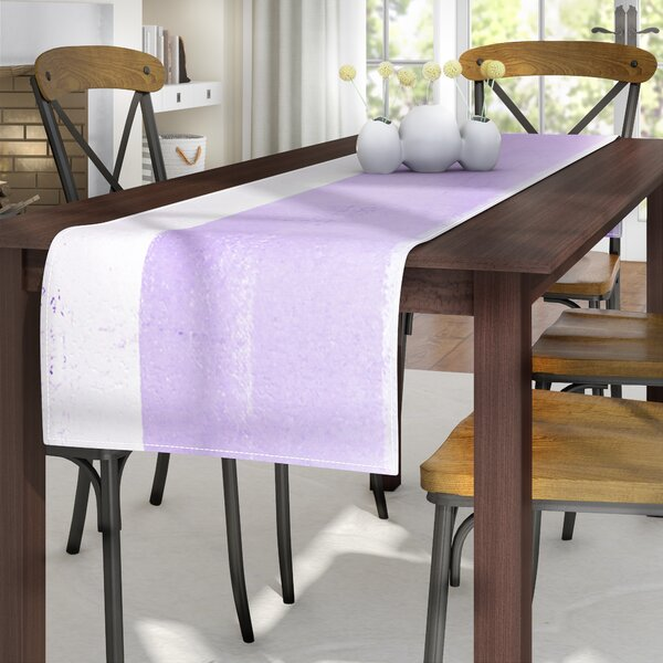 CarolLynn Tice Grape Table Runner by East Urban Home